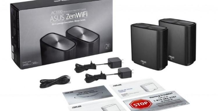 ASUS ZenWiFi, debutta in Italia la connessione super veloce