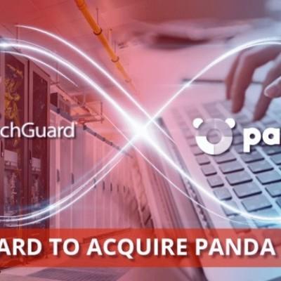 WatchGuard si compra Panda Security