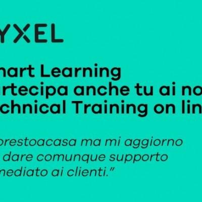 Zyxel, al via i corsi tecnici gratuiti per i rivenditori IT