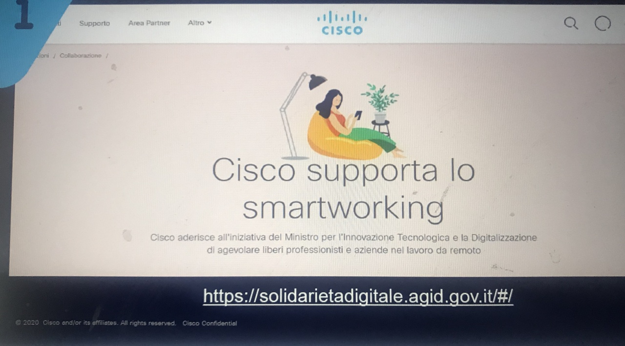 ciscosolidaritàdigitale