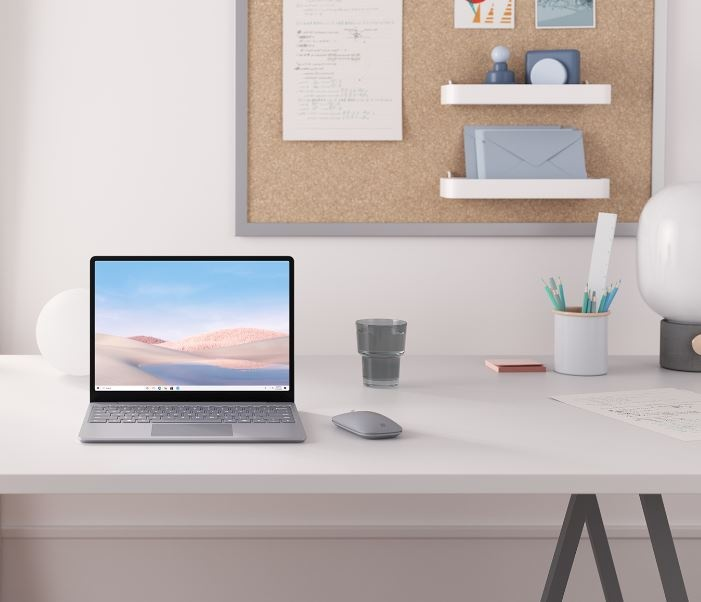 surface laptop go microsoft
