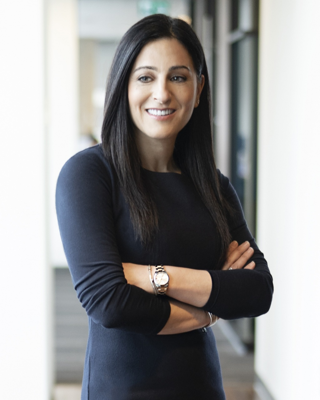 rola dagher, global channel chief, dell technologies