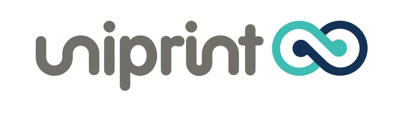 uniprint infinity logo