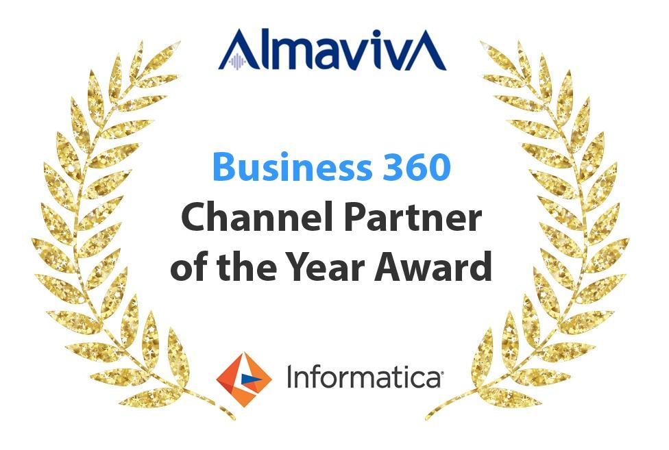 almaviva informatica year award