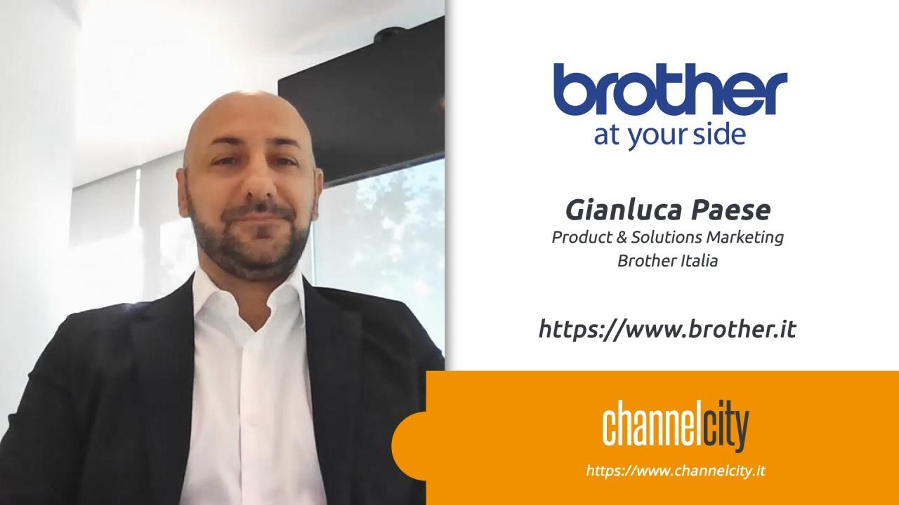 Brother, smart printing nel segno della semplicità e della flessibilità