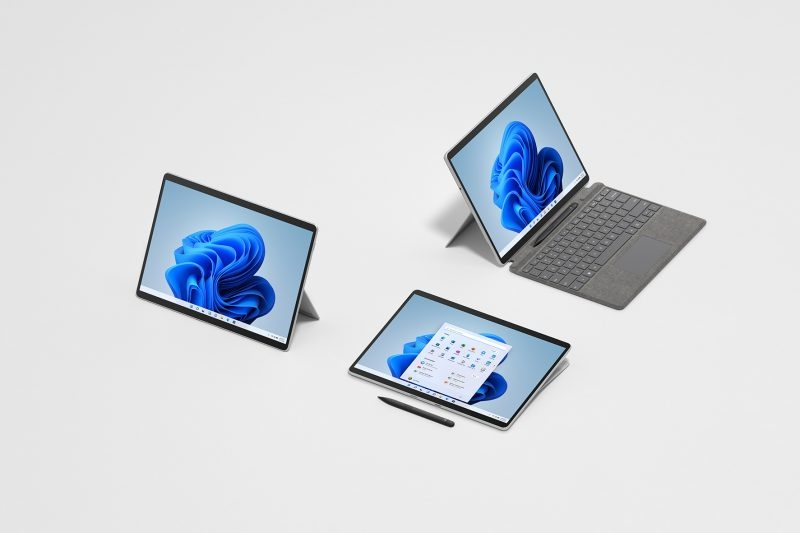 surface pro 8 modes 800x533