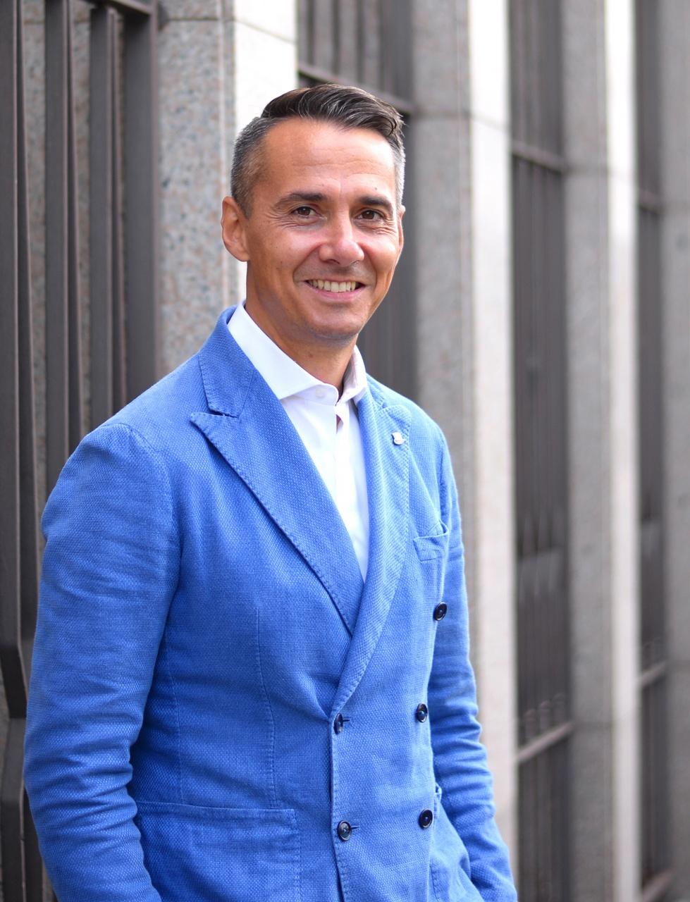 luca vismara, sales manager open market wiko italia