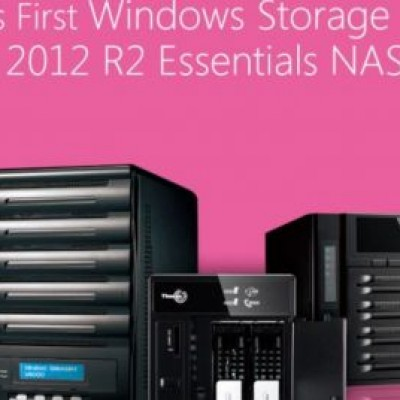 Thecus: NAS con Windows Storage Server 2012 R2 Essentials