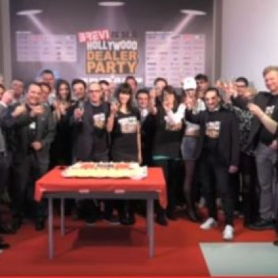 BREVI Hollywood Dealer Party (Videoreportage della giornata)