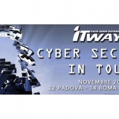 Itway Cyber Security in Tour, tre roadshow per parlare di sicurezza