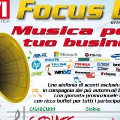 Brevi, il roadshow Focus Day oggi è al cash&carry di Seriate