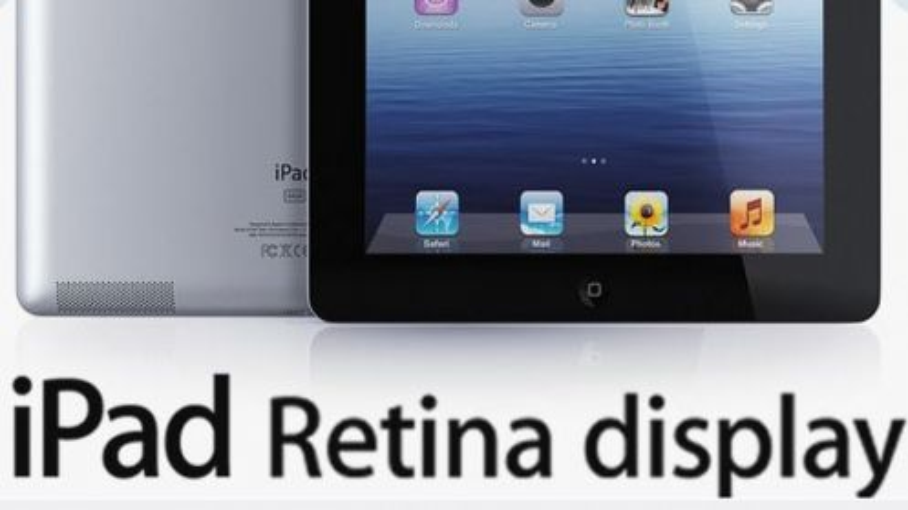 Apple: fuori dal listino iPad 2, il nuovo entry level è iPad 4 con display Retina