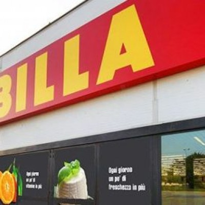 Billa lascia l'Italia, in vendita 53 supermercati a Carrefour