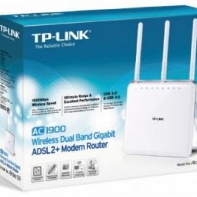 TP-LINK Archer D9, modem Router Wireless dual band ultraveloce
