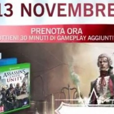 Assassin's Creed Unity, Trailer di Lancio in italiano