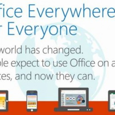 Microsoft Office, gratuito per iPhone e iPad
