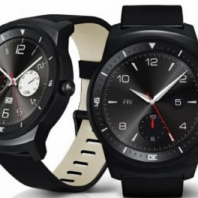 LG G Watch R, lo smartwatch con display circolare Plastic OLED