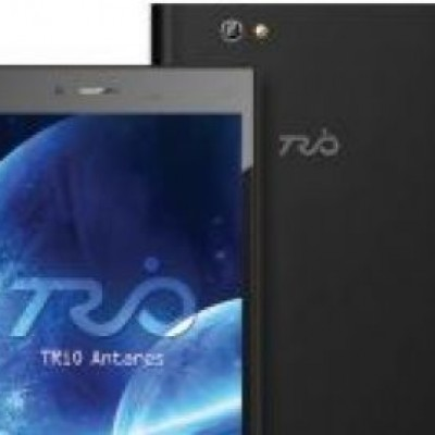 TRiO Antares, il tablet 4G