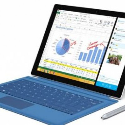 Surface Pro 3, Microsoft ci riprova con i tablet