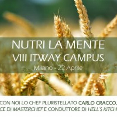 Itway Campus 2015, cibo e tecnologia per nutrire la mente