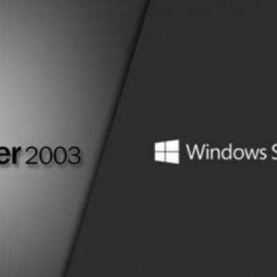Windows Server 2003, fine di un'era