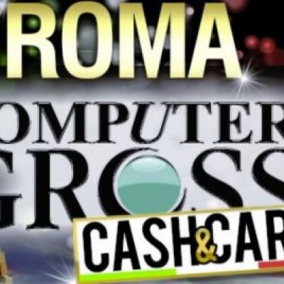 Computer Gross Roma, oggi apertura del nuovo cash&carry