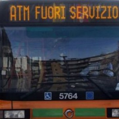 Milano, metro regolare mentre a rischio bus, tram e autobus extraurbani