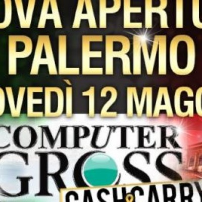 Computer Gross sbarca in Sicilia (Palermo, 12 maggio)