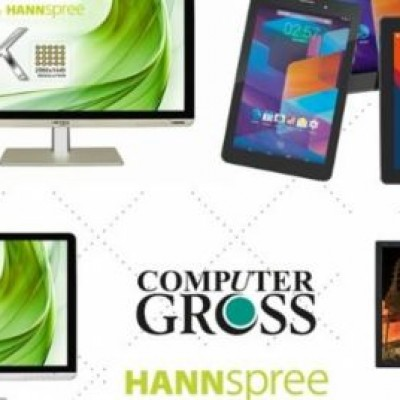 Hannspree anche da Computer Gross