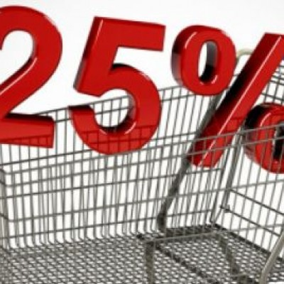 IVA al 25%, stangata da 922 euro a famiglia