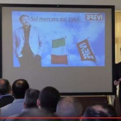 HP-BREVI Mobility Solution 2016 (Videoreportage)