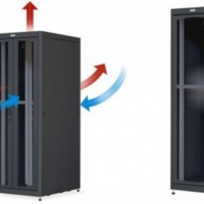Nuovi armadi Rack air solution by Intellinet