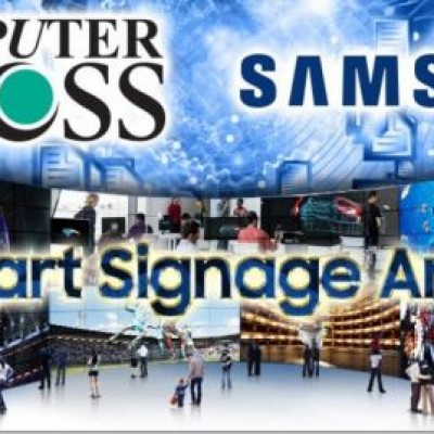 Computer Gross e Samsung: a Verona nasce la Smart Signage Area