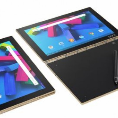 Lenovo Yoga Book, il tablet 2-in-1 per Android e per Windows
