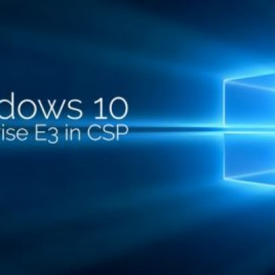 Tech Data, Windows 10 Enterprise E3 in versione in abbonamento