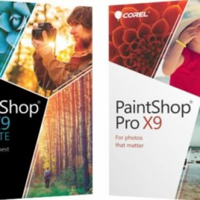 Corel PaintShop Pro X9, l'editor fotografico completo per lo small business